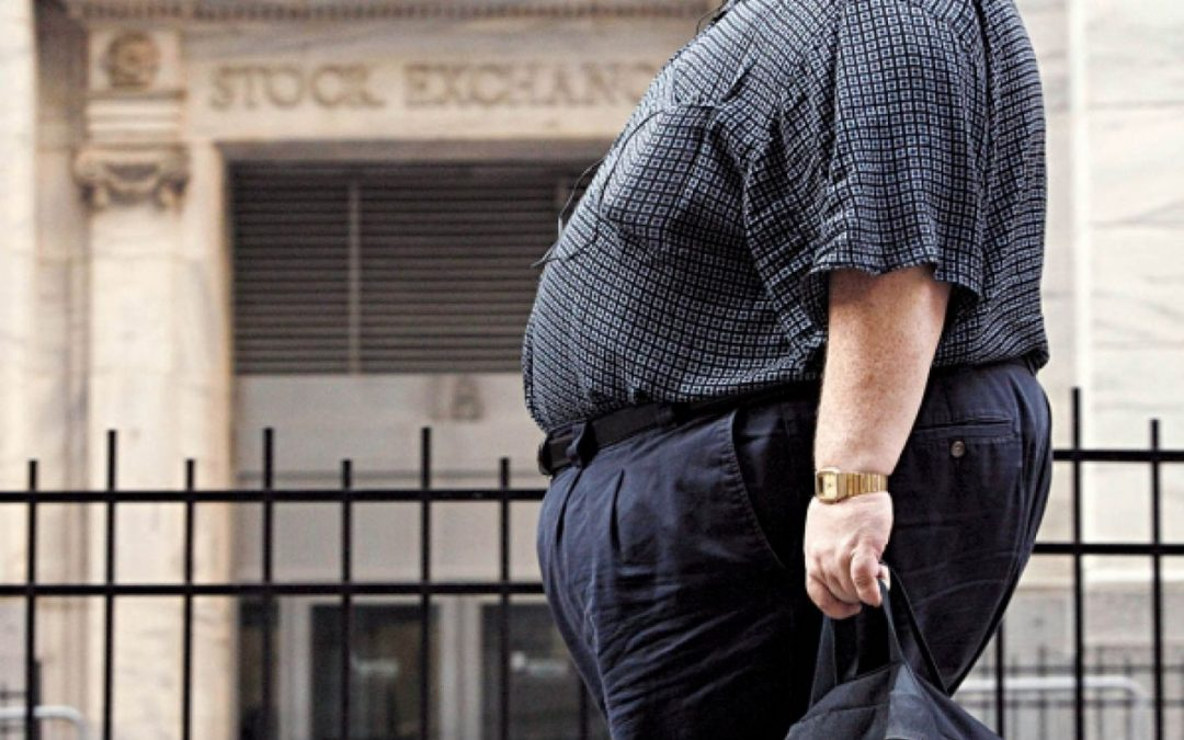 Thirty-Five Percent Of Obesity Cases Found In Seven States